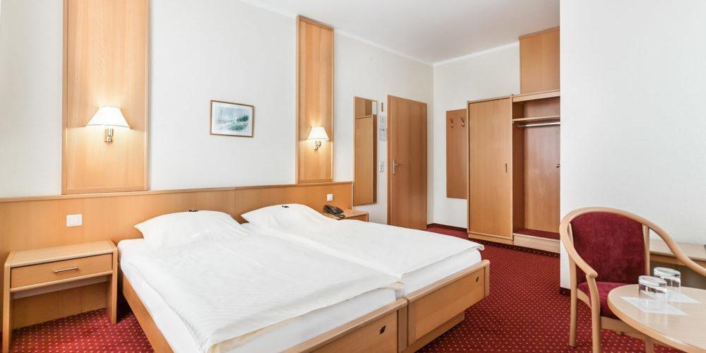 Pension Doppelzimmer